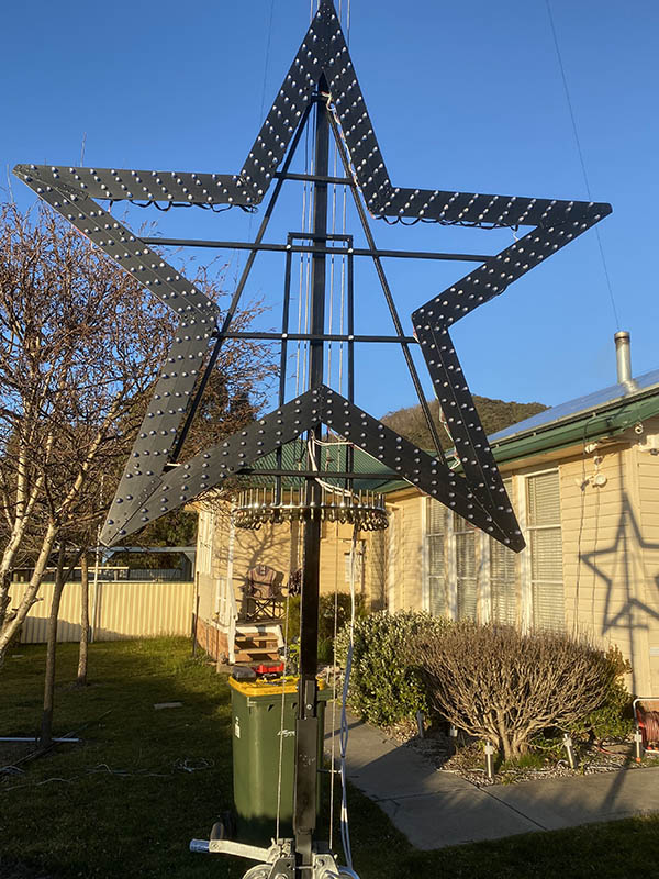 2020 - Megatree star