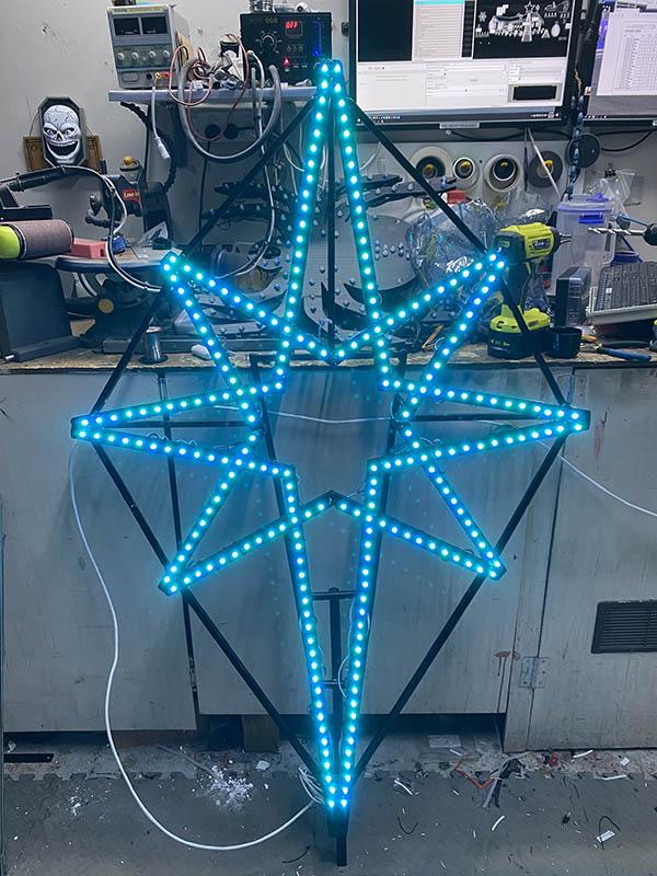 2020 - Bethlehem star new