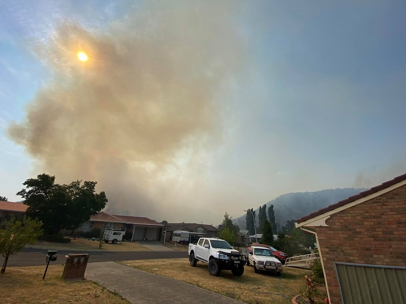 2019 Fires & Lithgow